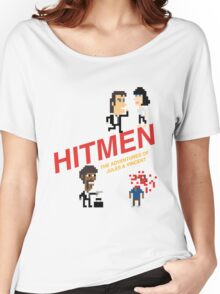 Hitmen: The Adventures of Jules and Vincent Women's Relaxed Fit T-Shirt