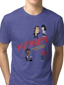 Hitmen: The Adventures of Jules and Vincent Tri-blend T-Shirt