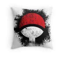 Uchiha Clan Throw Pillow
