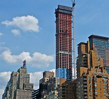 NEW HI-RISE ON WEST 57TH STREET by cammisacam