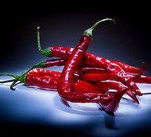 Red Hot Chili by Riaan Roux