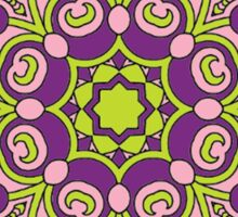 Mandala #5 Sticker