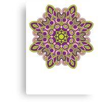 Mandala #5 Canvas Print