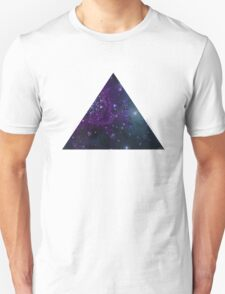 Galaxy Triangle T-Shirt