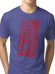 30+ Years On The Road Non-stop Tri-blend T-Shirt