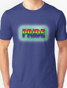 PRIDE Rainbow - Green Unisex T-Shirt