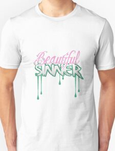 Beautiful Sinner Unisex T-Shirt