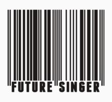 Future Singer Barcode Kids Clothes
