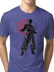 crimson piccolo Tri-blend T-Shirt