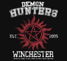 Demon Hunters by fanfreak1