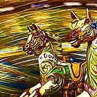 Wild Horses by Doris B. Lambling's COLORGETICS