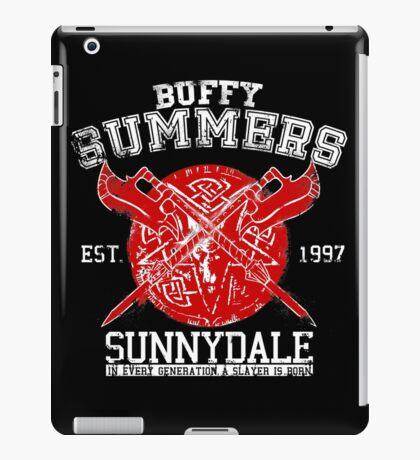 Buffy - One Born iPad Case/Skin