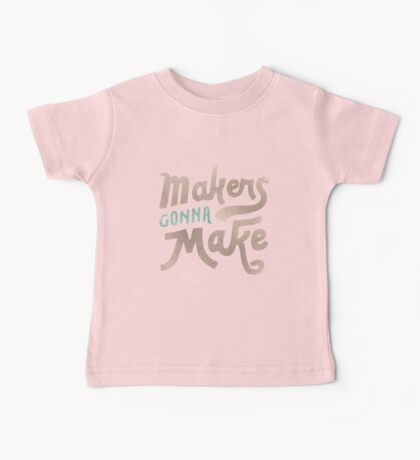 Makers Baby Tee