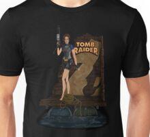 Lara Croft - Scuba Diver Unisex T-Shirt