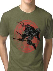 Hidden Below Tri-blend T-Shirt