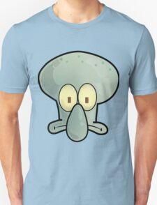 Spongebob Squidward 3 Unisex T-Shirt