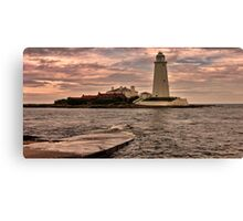 St Mary's Island Canvas Print