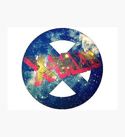 the galactic xmen  Photographic Print