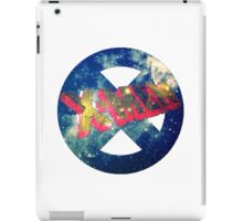 the galactic xmen  iPad Case/Skin