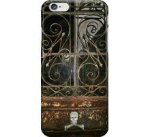 At Death's Door iPhone Case/Skin