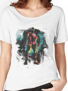 Dressed in Iron Women's Relaxed Fit T-Shirt