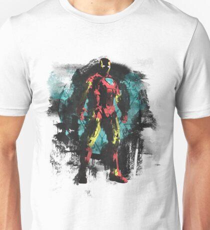 Dressed in Iron Unisex T-Shirt