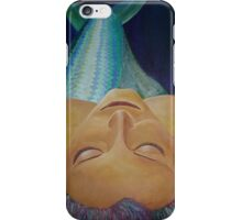 Sea Goddess Mermaid Relaxing iPhone Case/Skin