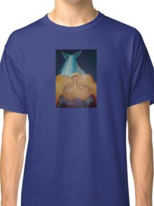 Sea Goddess Mermaid Relaxing Classic T-Shirt