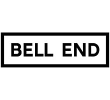 Bell End, Road Sign, UK by worldofsigns