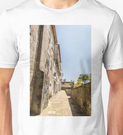 An alley in Valença T-Shirt