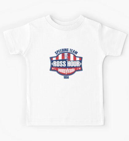 ross hour Kids Tee