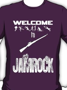 Welcome to JAMROCK T-Shirt