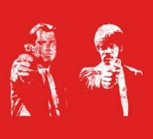 pulp fiction by heydenrijk