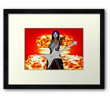 Rock & Roll Framed Print