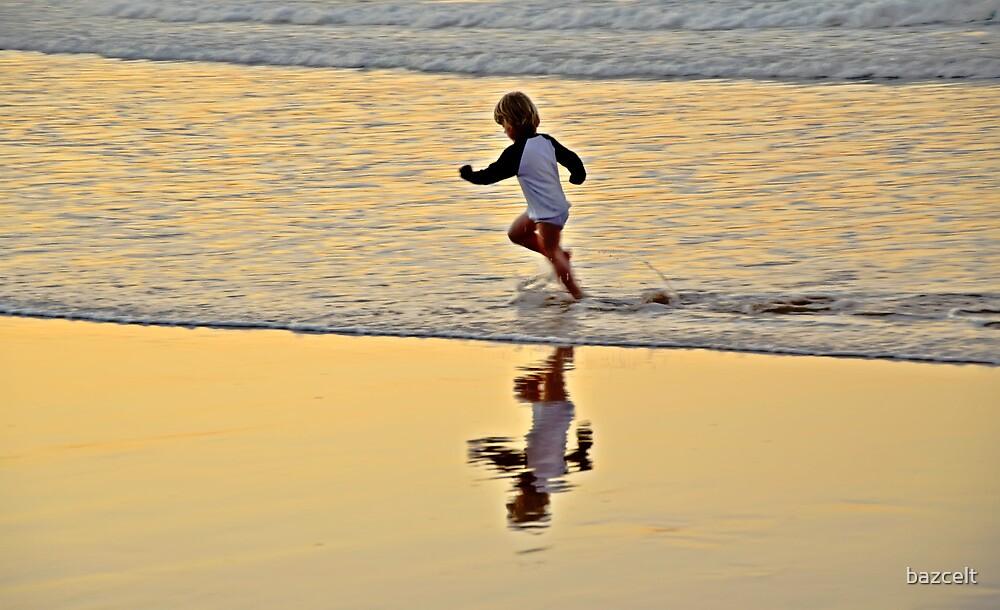 Beach Sprint! by bazcelt