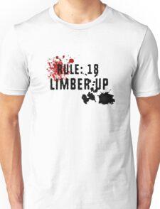 LIMBER UP Unisex T-Shirt
