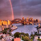 All That Glitters, Sydney Australia  - Sydney Harbour - The HDR Experience by Philip Johnson