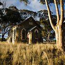 1860's Chapel by Greg Thomas