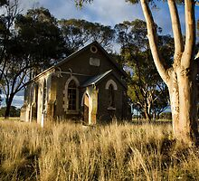 1860's Chapel by Greg Thomas