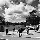 Bancroft Gardens  by Billy Hodgkins