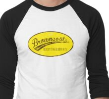 Browncoats Baseball Men's Baseball ¾ T-Shirt