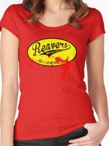 Reavers Baseball Women's Fitted Scoop T-Shirt