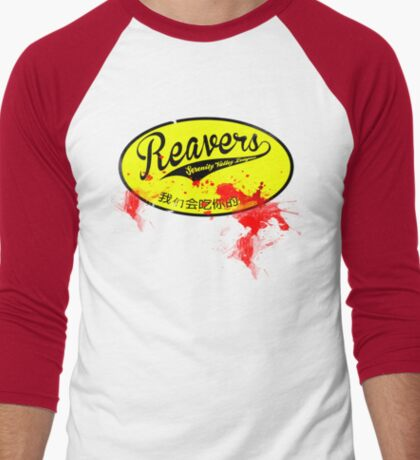 Reavers Baseball Men's Baseball ¾ T-Shirt