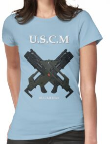 UNITED STATES COLONIAL MARINES Womens Fitted T-Shirt
