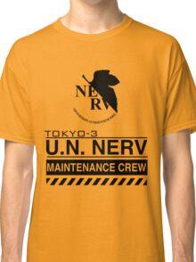 TOKYO-3 NERV  Classic T-Shirt