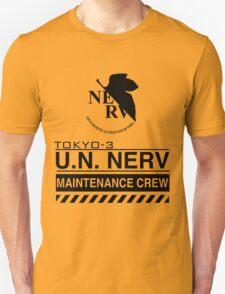 TOKYO-3 NERV  Unisex T-Shirt