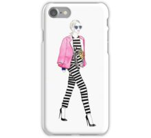 Fashion Blogger iPhone Case/Skin
