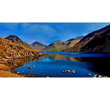 Wastwater Lake District Photographic Print