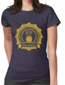 Pineapple Brigade Womens Fitted T-Shirt