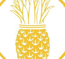Pineapple Brigade Sticker
